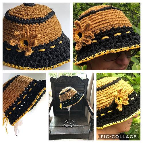 The Marlborough REGENCY BONNET HAT