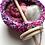 Thumbnail: 'Vibrant Sari' DROP SPINDLE SPINNING KIT