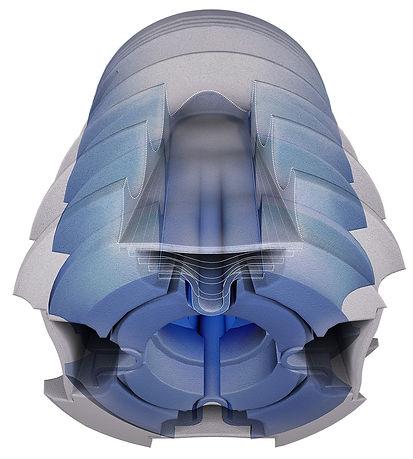 Ultrashort patented implant