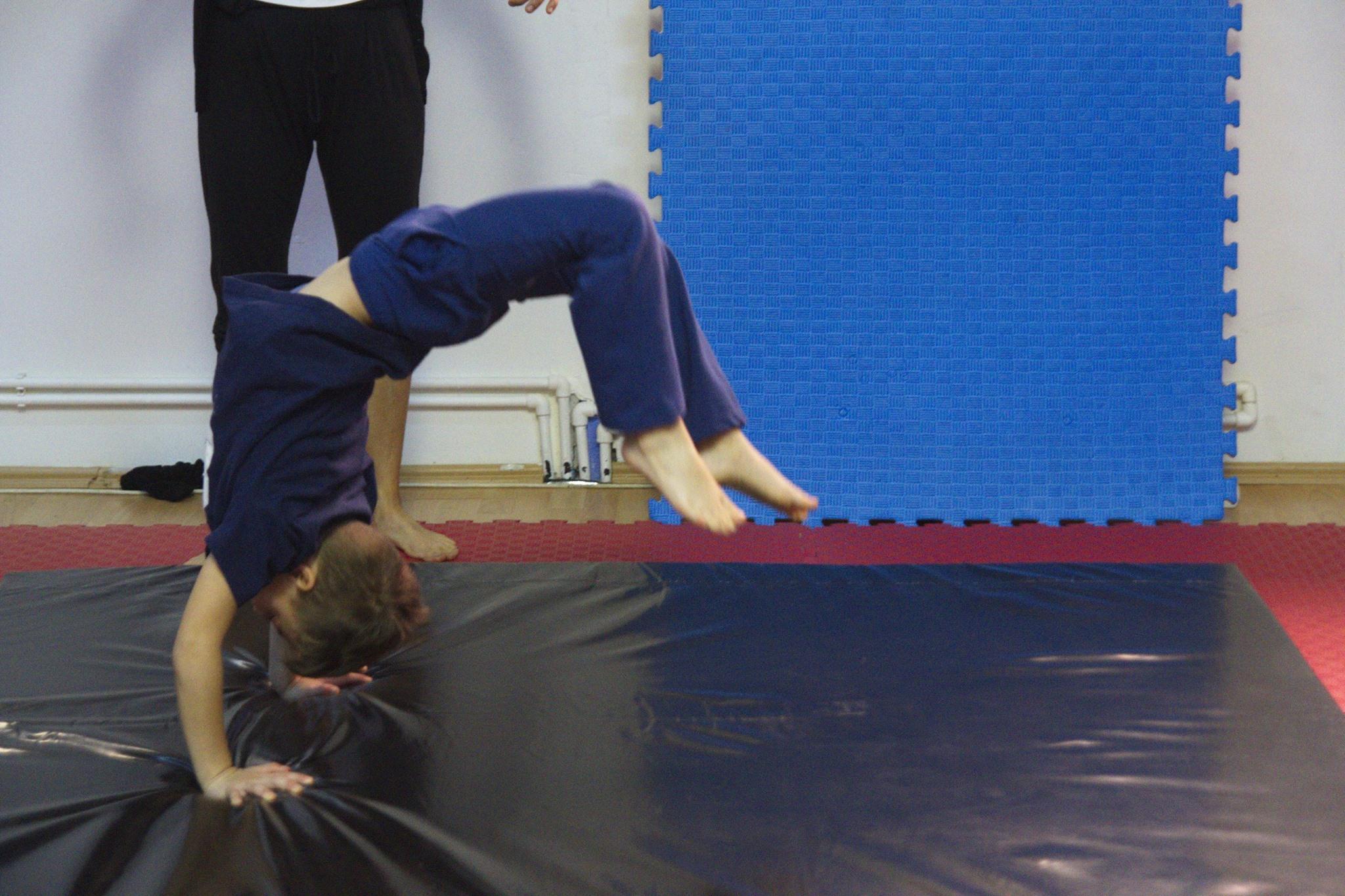 Çocuklar İçin Sirk Eğitimleri