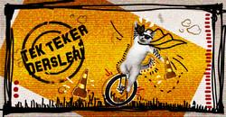 Tekteker (Unicycle)