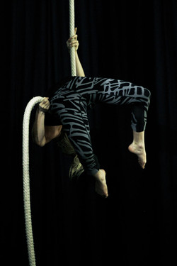 Amanda Ayumi Alves ile Havada Dans Atölyesi