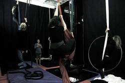 Amanda Ayumi ile Havada Dans (2)