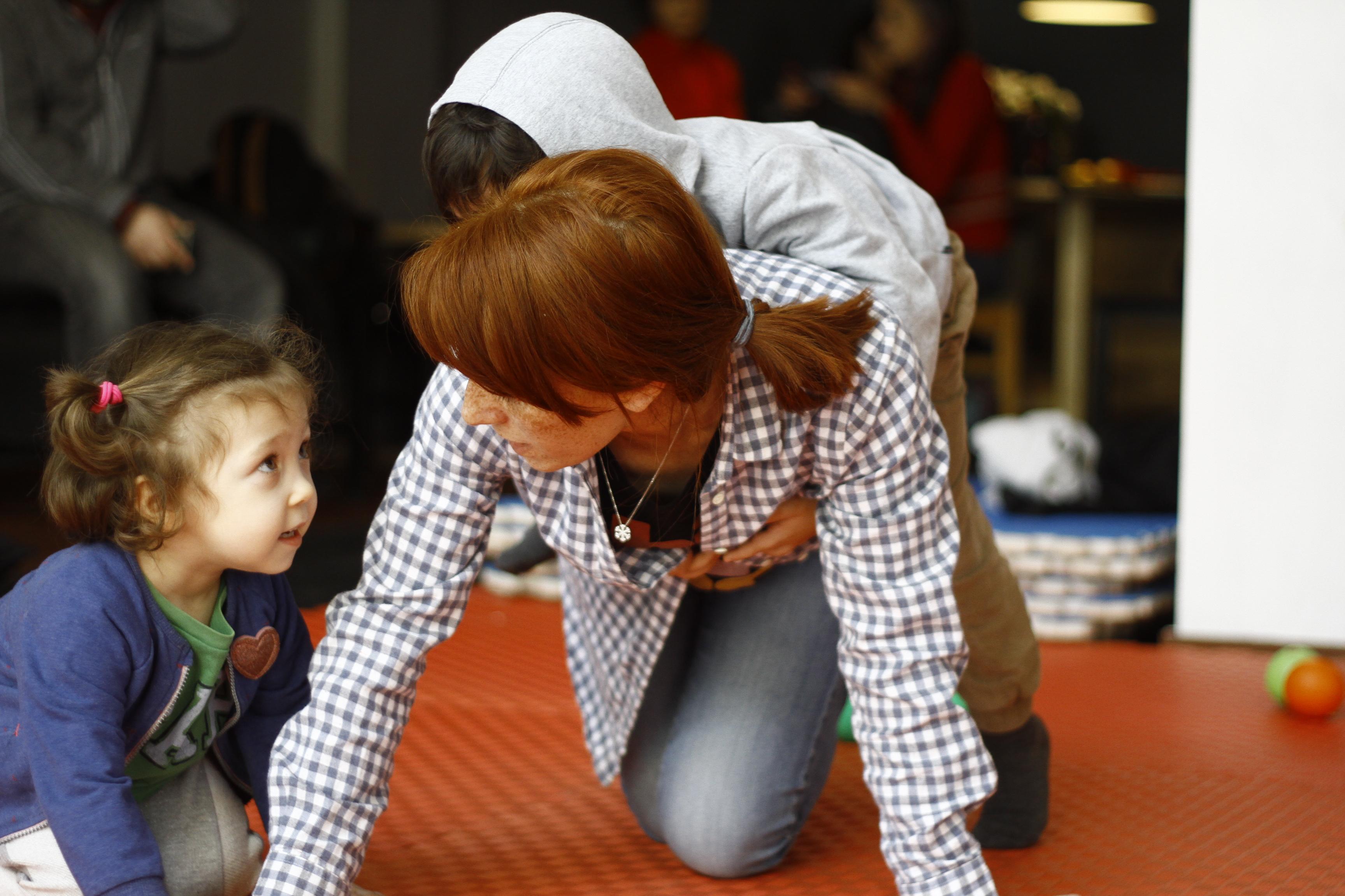 Çocuklar için Sirk Eğitimleri
