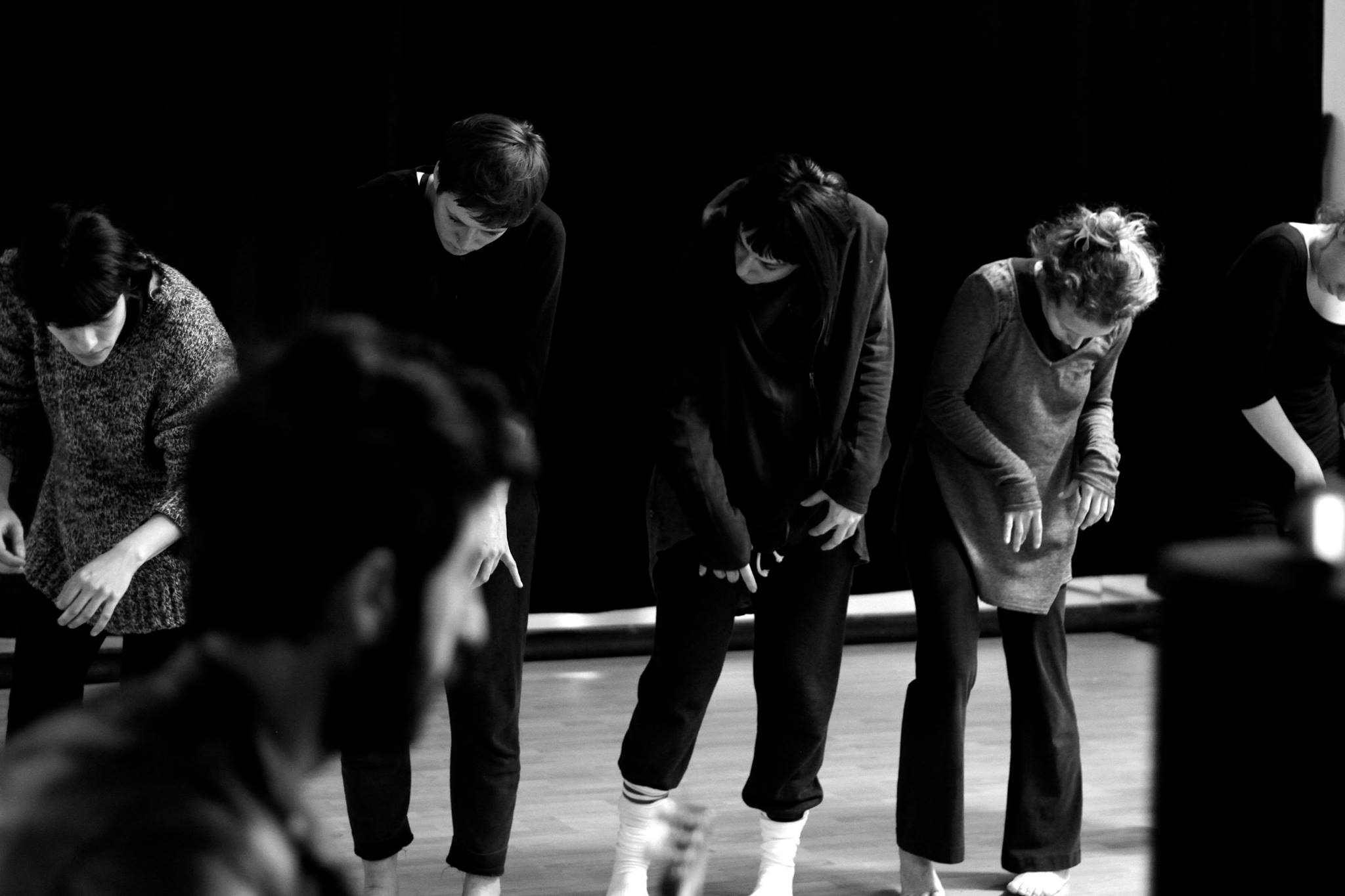 Out of order III İstanbul (Turkey) dance workshop with Michiyasu Furutani