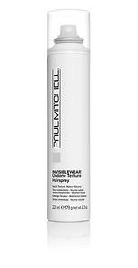 Paul Mitchell Pro Invisiblewear Undone Texture Hairspray