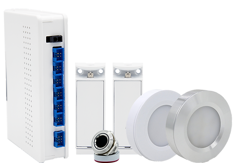 Smart Lock and Light System