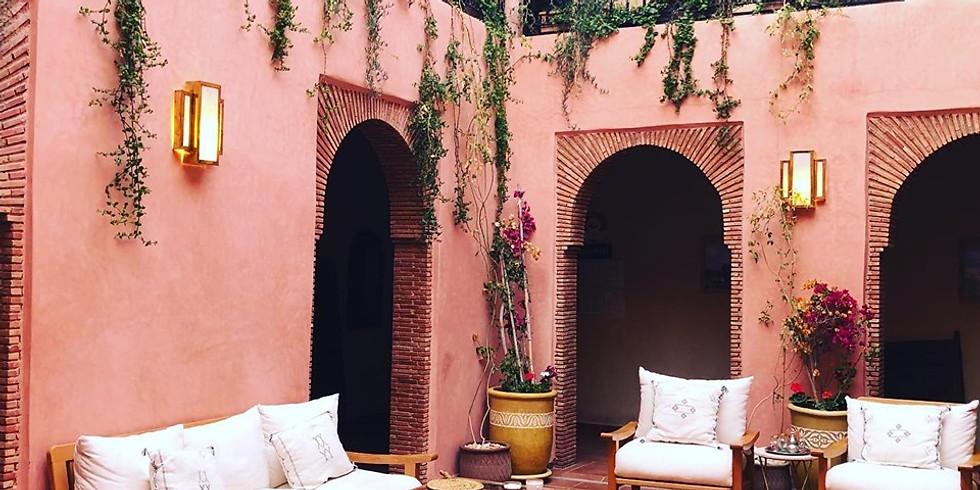 Postponed - Magical Morocco: Yoga & Wellness Retreat