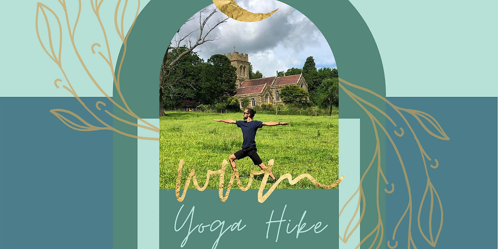 Yoga Hike: Brown Clee Hill July 2021
