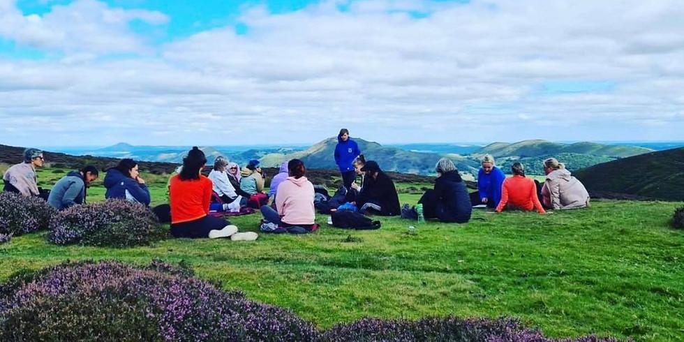 Yoga Hike: Shropshire Hills ~ June 2021