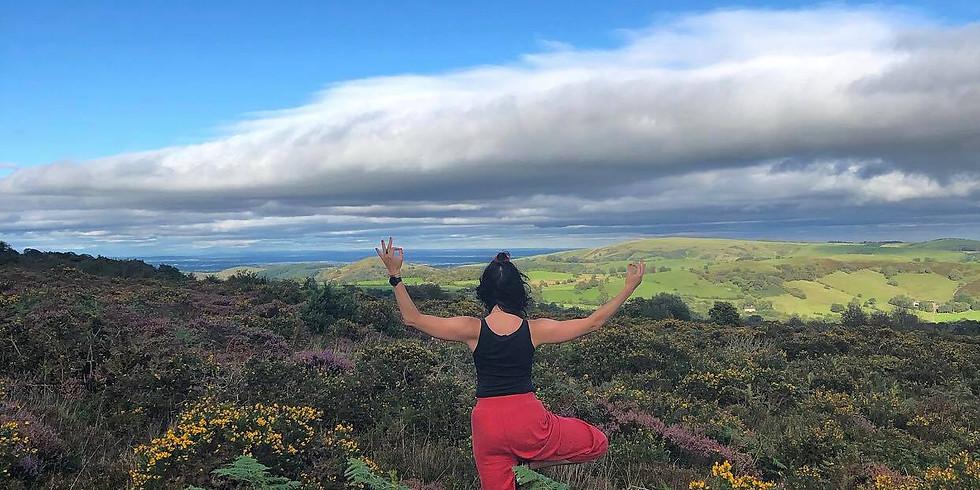 Yoga Hike: Shropshire Hills October