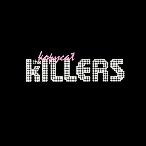 Kopycat Killers KK Logo NEW on black bac