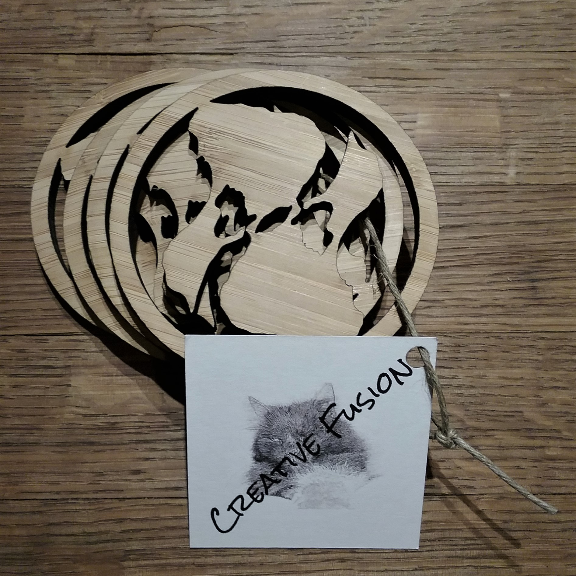 BI Coasters