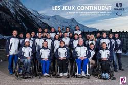 Equipe de France Handisport