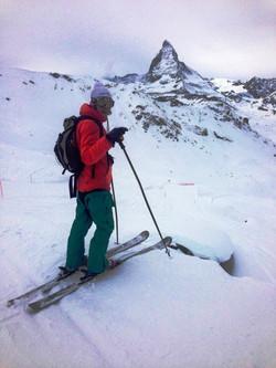 Ski element