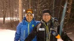 Jocelyn Test ski Rando