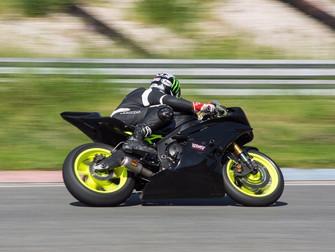 Подготовка мотоциклов для трека (Yamaha R6)