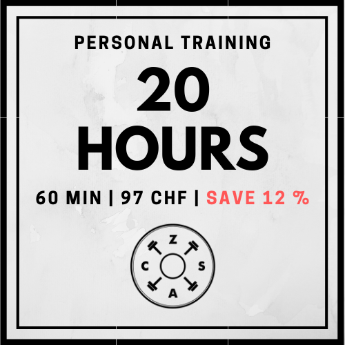 Shop | Zurich Strength and Conditioning | Personal Trainer