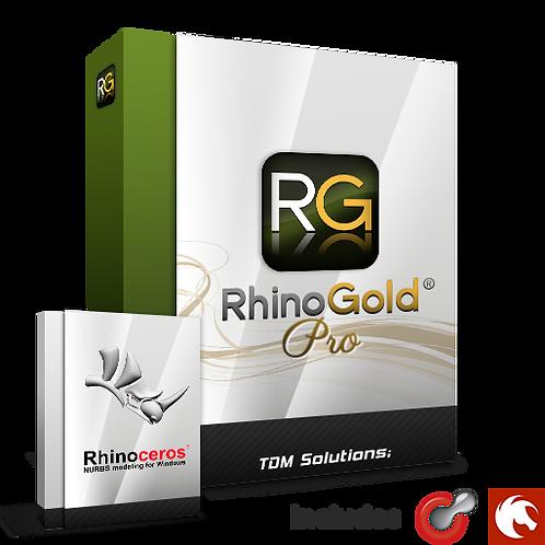RhinoGold 6.0 PRO 套裝(數位下載版)