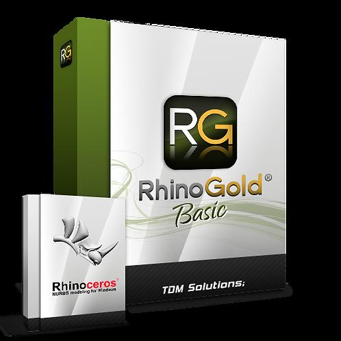 RhinoGold 6.0 Basic 套裝(數位下載版)