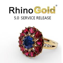 RhinoGold 5.5 最新更新推出