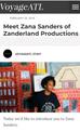 VoyageATL visits ZANDERLAND