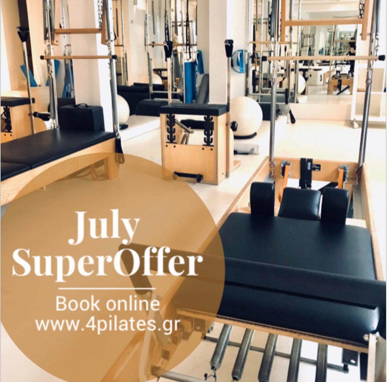 July Super Offer        Tue - Thur 17:30