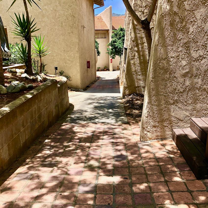 Pathways in Sol Vista