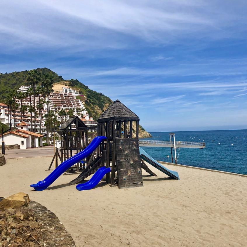 Hamilton Cove Oceanside Playground