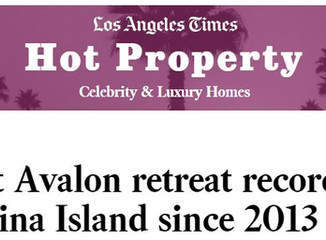 We Made the L.A. Times! | Hot Property