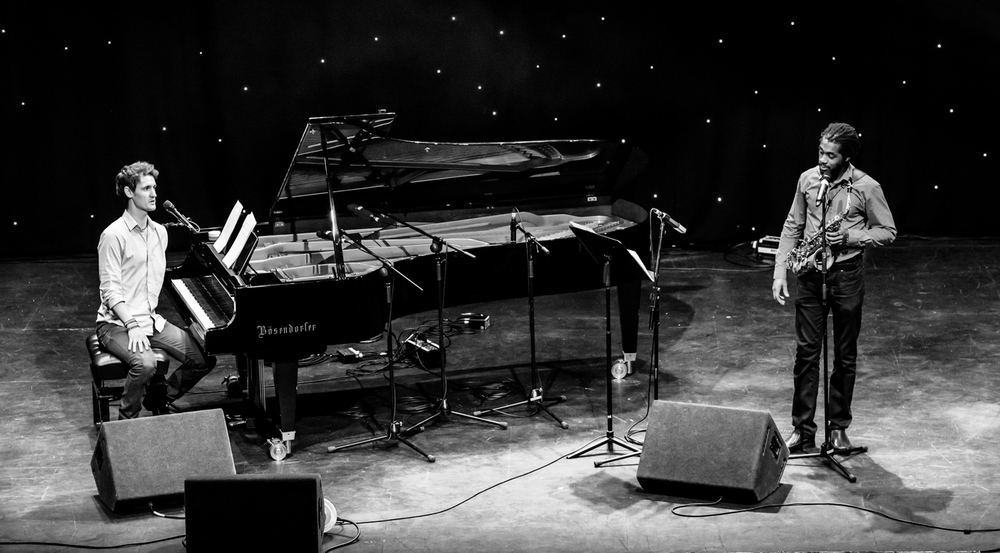 Scarborough Jazz Fest w/ Nat Facey