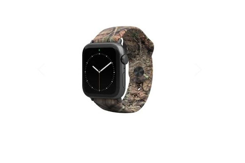 Groove Life Apple Watch Band Mossy Oak Breakup