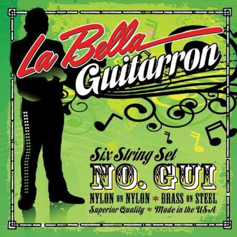 La Bella Double Bass Guitarron