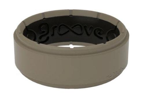 Groove Life Zeus Step Flat Earth on Black