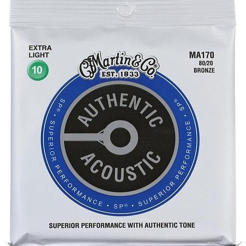 Martin Strings Bronze Extra Light/Custom Light