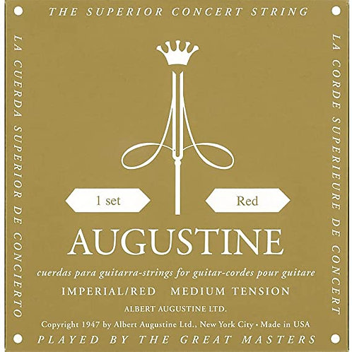 Augustine Strings Imperial Red