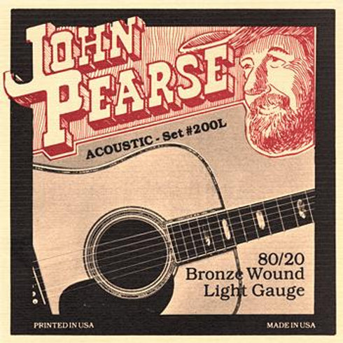 John Pearse 80/20 Bronze