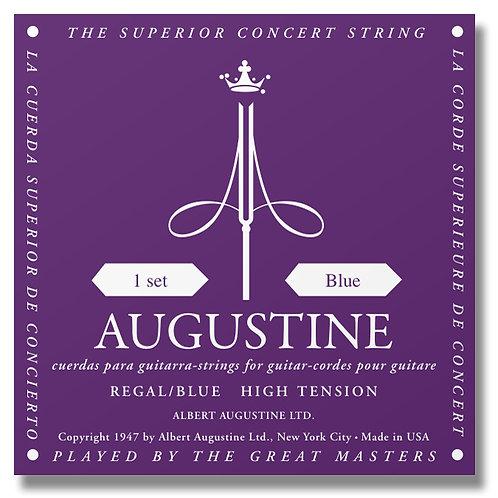 Augustine Strings Regal Blue