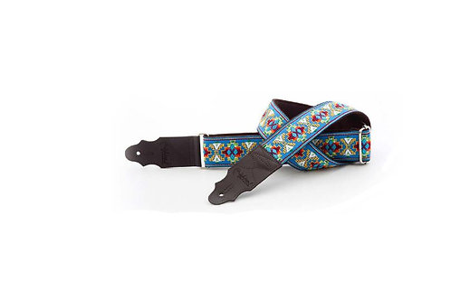 Right On Straps Steady Standard Plus Lollapalooza Blue
