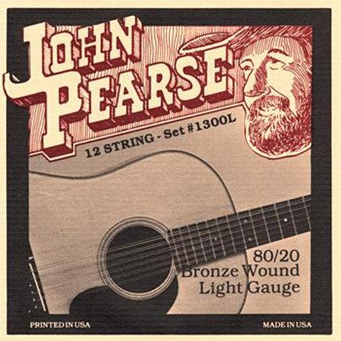 John Pearse 80/20 Bronze 12 string