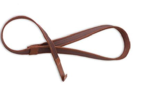Right On Straps Classical Hook Brown