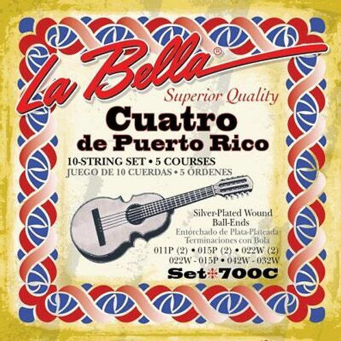 La Bella International Cuatro 10 string
