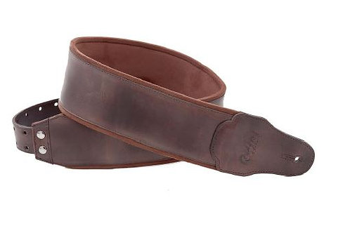 Right On Straps Go Bassman Smooth Brown