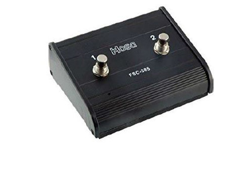Hosa Technologies Foot Switches, Dual Latching