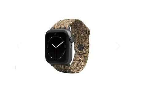 Groove Life Apple Watch Band Mossy Oak Blades