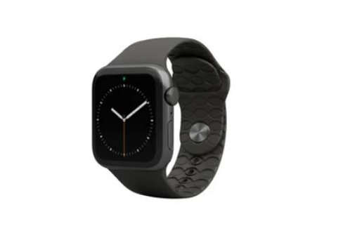 Groove Life Apple Watch Band Solid Black