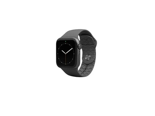 Groove Life Apple Watch Band Solid Deep Stone Grey