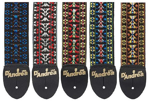 D'Andrea Tapestry Straps