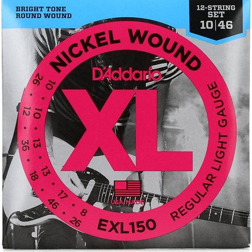 Electric Nickel Round Wound