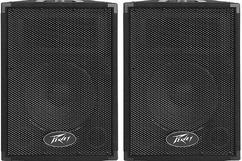 Peavey PVi 10 PA Speakers 1 (ONE DAY)